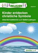 Kinder entdecken christliche Symbole