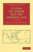 Studies on Homer and the Homeric Age 3 Volume Paperback Set