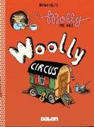 Molly The Mole: Woolly Circus