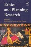 Ethics and Planning Research