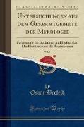 Untersuchungen aus dem Gesammtgebiete der Mykologie, Vol. 9