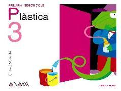 Obri la porta, plàstica, 3 Educació Primària (Comunidad Valenciana). Quadern