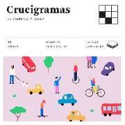 Crucigramas (Cuadrados de diversión); láminas extraíbles