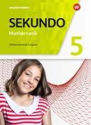 Sekundo 5. Mathematik für differenzierende Schulformen. Allgemeine Ausgabe 2018. Schülerband