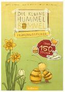 Die kleine Hummel Bommel - Frühlingssticker