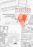 Invertito. Jahrbuch für die Geschichte der Homosexualitäten 18. Jahrgang 2016