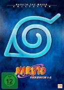 Naruto - The Movie Collection 1-3 - Limited Edit.