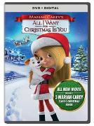 M.CAREYS ALL I WANT FOR CHRISTM. DVD ST