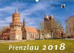 Prenzlau 2018 (Wandkalender 2018 DIN A3 quer)