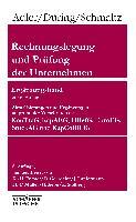 Rechnungslegung und Prüfung der Unternehmen, 6. Aufl., 9 Bd