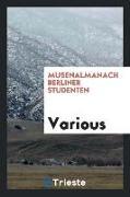 Musenalmanach Berliner Studenten