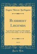 Buddhist Legends