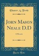 John Mason Neale D.D