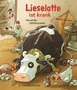 Lieselotte ist krank (Mini-Broschur)