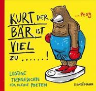Kurt, der Bär, ist viel zu