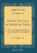 Gospel Sonnets, or Spiritual Songs