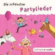 Die schönsten Partylieder (CD)