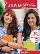 Universo.ele B2. Kurs- und Arbeitsbuch mit MP3-Download