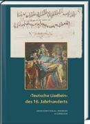 """""""Teutsche Liedlein"""" des 16. Jahrhunderts"""