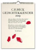 C.H. Beck Gedichtekalender