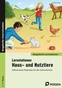 Lernstationen Haus- und Nutztiere