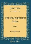 The Elizabethan Lyric