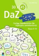 30 x 45 Minuten – DaZ - B1-B2