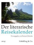Der literarische Reisekalender 2019