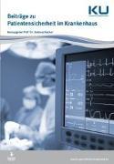 Beiträge zu Patientensicherheit im Krankenhaus