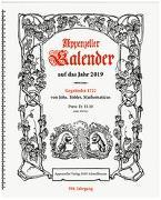 Appenzeller Kalender 2019