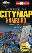 Stadtplan Hamburg 1:16 000