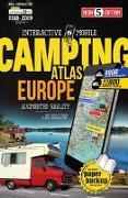 Interactive Mobile Camping Atlas Europe 1:800 000