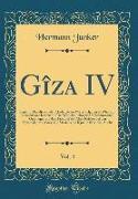 Gîza IV, Vol. 4