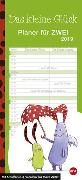 Das kleine Glück Planer für zwei - Kalender 2019
