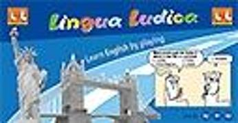 Lingua Ludica. Learn English by playing