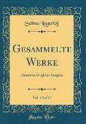 Gesammelte Werke, Vol. 12 of 12