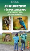 Ausflugsziele für Vogelfreunde