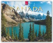 Kanada - Land der unberührten Wildnis 2019
