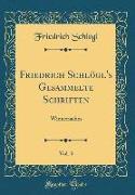 Friedrich Schlögl's Gesammelte Schriften, Vol. 3