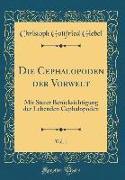 Die Cephalopoden der Vorwelt, Vol. 1