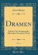 Dramen, Vol. 4