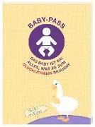 Baby-Pass - Das Baby ist da!