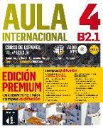 Aula Internacional. 4. Nueva ed. (B2.1). Alumno+CD Premium
