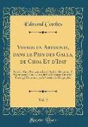 Voyage en Abyssinie, dans le Pays des Galla, de Choa Et d'Ifat, Vol. 2