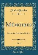 Mémoires, Vol. 2
