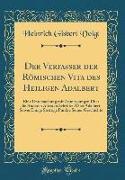 Der Verfasser der Römischen Vita des Heiligen Adalbert