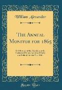 The Annual Monitor for 1865