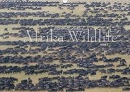 Emotionale Momente: Afrika Wildlife (Wandkalender 2019 DIN A3 quer)