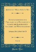 Sitzungsberichte der Philosophisch-Historischen Classe der Kaiserlichen Akademie der Wissenschaften, Vol. 56