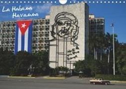 La Habana / Havanna (Wandkalender 2019 DIN A4 quer)